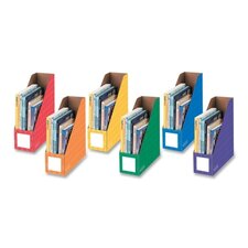 Bankers Box Magazine File Holder (Set of 6)