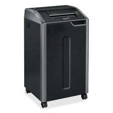 Powershred 425Ci Continuous-Duty Cross-Cut Shredder, 28 Sheet Capacity