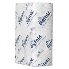 Bigfold Z-Fold Replacement Paper Towels, 220/Pack, 10/Carton