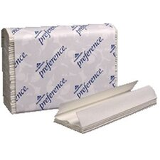 Georgia-Pacific - Preference Hand Towels (Pack/200) Preference C-Fold Whit 1-Ply: 603-202-41 - (pack/200) preference c-fold whit 1-ply
