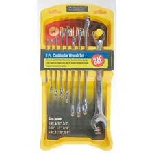 9 Peice SAE Combination Wrench Set 4928