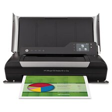 Officejet 150 Mobile  All In One Inkjet Printer