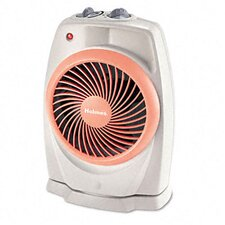 Holmes Viziheat Power Space Heater 1,500 Watt Fan Forced Compact Electric Space Heater with Thermostat