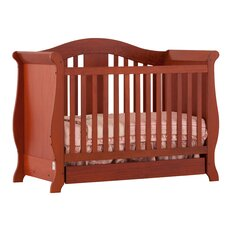 Vittoria Fixed Side Convertible Crib