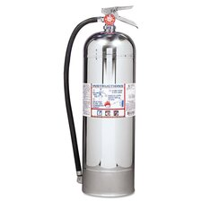 Proline Water Fire Extinguisher