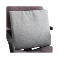 Seat/Back Cushion with Elastic Strap