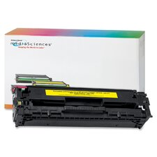 Toner Cartridge, 1,300 Page Yield, Yellow
