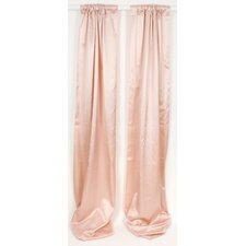 Madison Rod Pocket Drape Panel Pair (Set of 2)