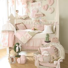 Isabella 5 Piece Crib Bedding Set