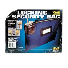 Seven-Pin Security/Night Deposit Bag with 2 Keys