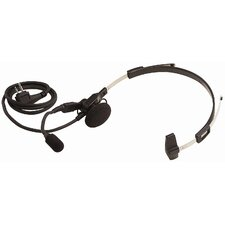 Headset with Swivel Boom Mic (VOX capable) for use with CLS, RDX, DTR Series