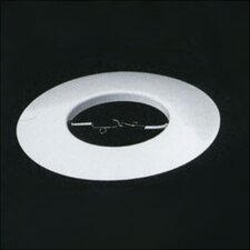Open Ring Recessed Lighting Trim in White