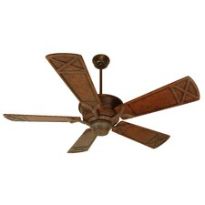 "54"" Trellis 5 Blade Ceiling Fan"