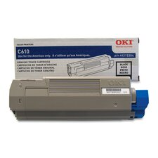 Toner Cartridge, 8,000 Page-Yield