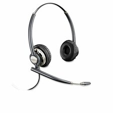 Encorepro Binaural Over-The-Head Headset with Noise Canceling Microphone
