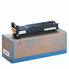A06V233 Laser Cartridge, High-Capacity, Yellow