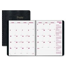 Brownline Essential 2012-2014 Monthly Planner
