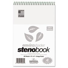 Enviroshades Steno Notebook (Set of 4)