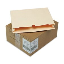 Reinforced File Jackets, Two Inch Expansion, 50/Carton
