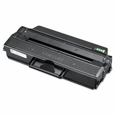 D103L High Yield Toner Cartridge, 2500 Page Yield, Black