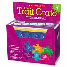 Trait Crate Books for Grade 7 (Set of 6)
