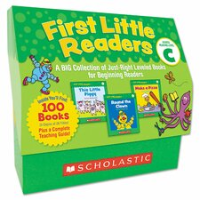First Little Readers Level C Story Books (Set of 100)