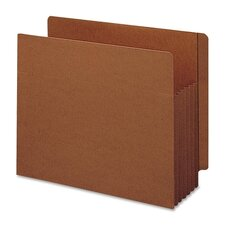 "5.25"" Accordion Expansion File Tuff Pockets, 10/Box"