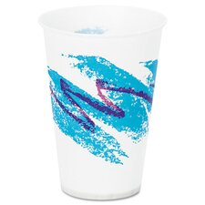 Jazz 7 oz. Waxed Paper Cold Cups (Set of 2000)