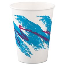 Jazz 12 oz. Hot Paper Cups (Set of 1000)