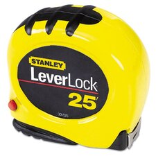 25' LeverLock Tape Measure