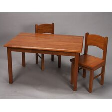 Children's 3 Piece Table Chair Set