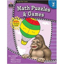 Ready Set Lrn Math Puzzles & Games