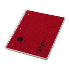 Jammit Pocket Wirebound Notebook, Ruled, 100 Sheets/Pad