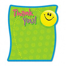 Thank You Note Pad, 50 Sheets/Pad