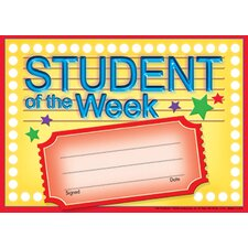 Awards Student Of The Week 30/pk