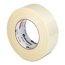 Premium-Grade Filament Tape W/Natural Rubber Adhesive