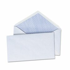 Security V-Flap Envelope, 250/Box