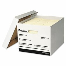Extra-Strength Storage Box, 12/Carton