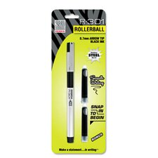 R-301 Roller Ball Pen, Medium, 0.70 mm