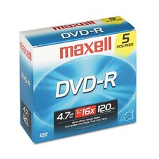 DVD-R Disc, 4.7GB, 16x