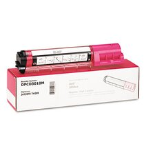 DPCD3010M (341-3570, TH209) Laser Cartridge, High-Yield, Magenta