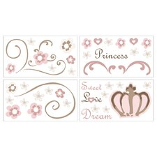 Daniella Wall Decal (Set of 4)