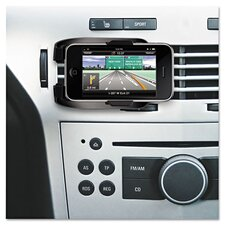 Soundwave Sound Amplifying Car Mount for iPhone 4 and iPhone 4S