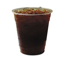 Greenstripe Renewable Resource Compostable Cold Drink Cups, 12 Oz, 1000/Carton
