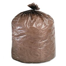 Eco-Degradable Plastic Trash Garbage Bag, 20-30 Gal, .8Mil, 30X36, 60/Box
