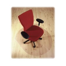 Cleartex Hard Floor Contoured Chair Mat