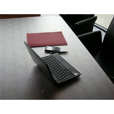 Desktex Polycarbonate Anti Slip Rectangular Desk Protector with Anti Slip Back and Embossed