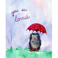 Words of Wisdom You are Loved Print