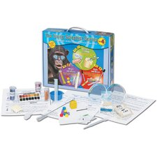 Set 4: Bacteria & Fungi, Weight & Volume, Acids & Bases Science Kit