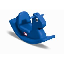 Rocking Horse - Primary Blue